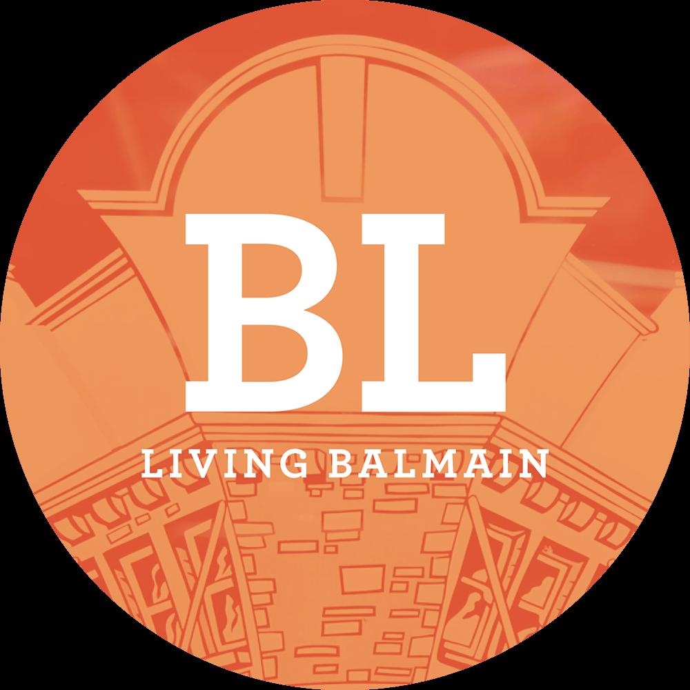 Balmain Living Logo